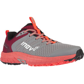 inov-8 Parkclaw 275 - Zapatillas running Mujer - gris/rojo